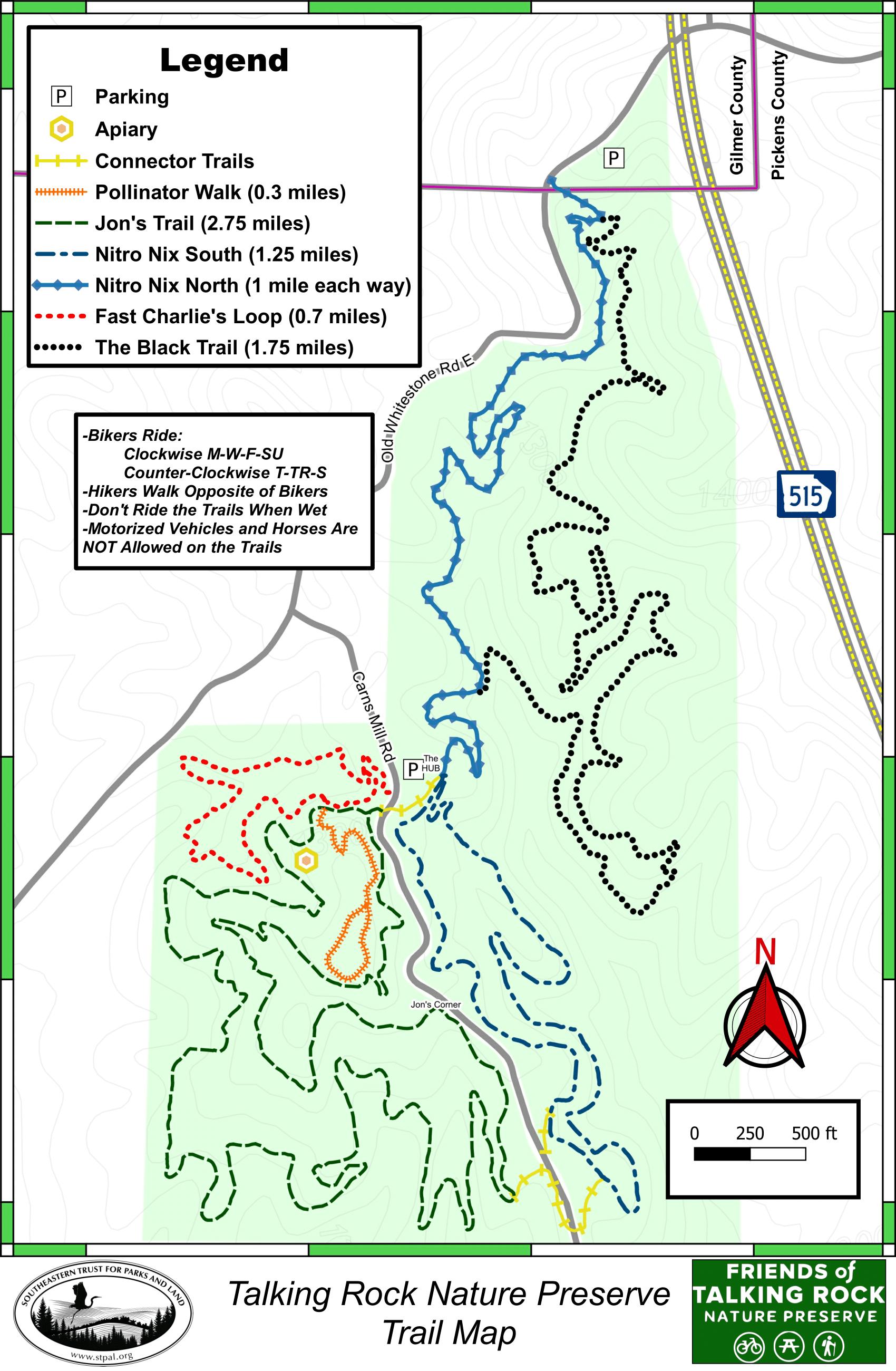 12.17.18 TRNP Test Map 2-1